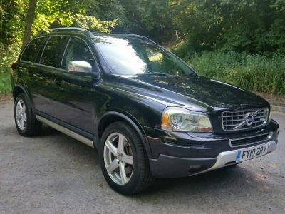 Used VOLVO XC90 in Newport, South Wales for sale