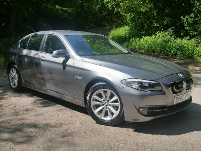 Used BMW 5 SERIES in Newport, South Wales for sale
