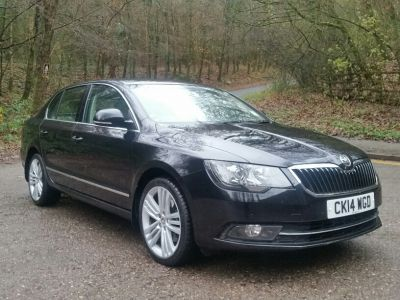 Used SKODA SUPERB in Newport, South Wales for sale