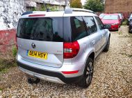 SKODA YETI OUTDOOR LAURIN AND KLEMENT TDI CR - 1747 - 2