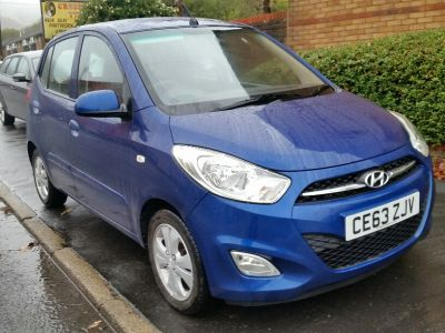 Used HYUNDAI I10 in Newport, South Wales for sale