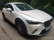 Used MAZDA CX-3 in Newport, South Wales for sale