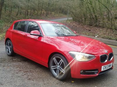 Used BMW 1 SERIES in Newport, South Wales for sale