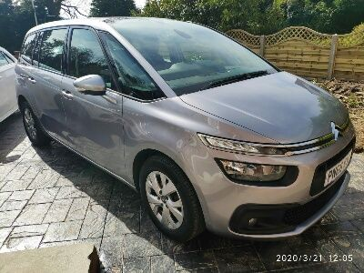 Used CITROEN C4 GRAND PICASSO in Newport, South Wales for sale