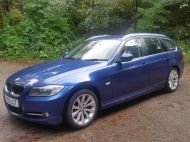BMW 3 SERIES 320D EXCLUSIVE EDITION TOURING - 1528 - 2