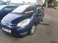 CITROEN C4 GRAND PICASSO EXCLUSIVE HDI 7STR - 1735 - 2