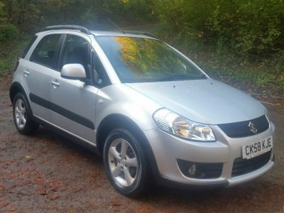 Used SUZUKI SX4 in Newport, South Wales for sale