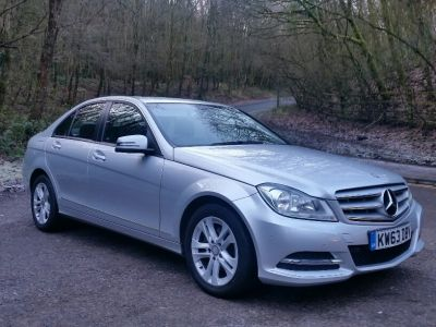 Used MERCEDES C-CLASS in Newport, South Wales for sale