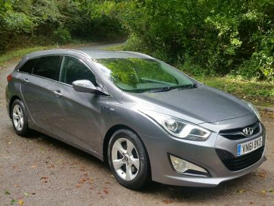 Used HYUNDAI I40 in Newport, South Wales for sale