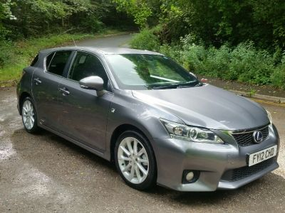 Used LEXUS CT in Newport, South Wales for sale