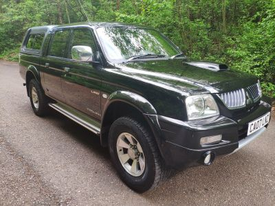 Used MITSUBISHI L200 in Newport, South Wales for sale