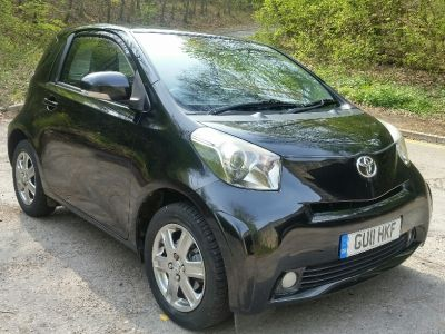Used TOYOTA IQ in Newport, South Wales for sale