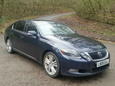 Used LEXUS GS in Newport, South Wales for sale