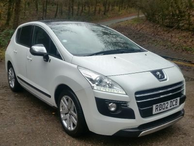 Used PEUGEOT 3008 in Newport, South Wales for sale