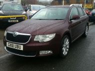 SKODA SUPERB SE PLUS TDI CR DSG - 1639 - 1
