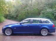 BMW 3 SERIES 320D EXCLUSIVE EDITION TOURING - 1528 - 25
