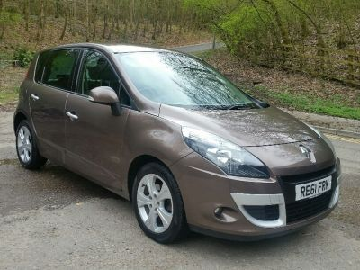 Used RENAULT SCENIC in Newport, South Wales for sale