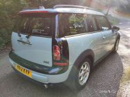 MINI CLUBMAN ONE - 1548 - 7