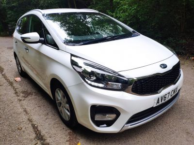 Used KIA CARENS in Newport, South Wales for sale