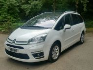 CITROEN C4 GRAND PICASSO VTR PLUS HDI - 1723 - 3