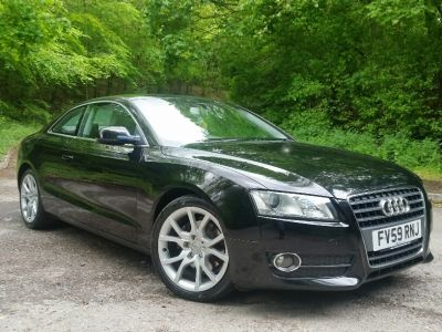 Used AUDI A5 in Newport, South Wales for sale