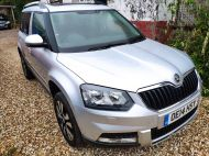 SKODA YETI OUTDOOR LAURIN AND KLEMENT TDI CR - 1747 - 1