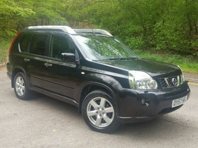 Used NISSAN X-TRAIL in Newport, South Wales for sale
