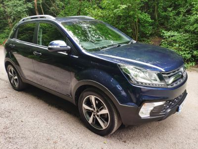 Used SSANGYONG KORANDO in Newport, South Wales for sale