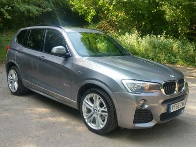 Used BMW X3 in Newport, South Wales for sale