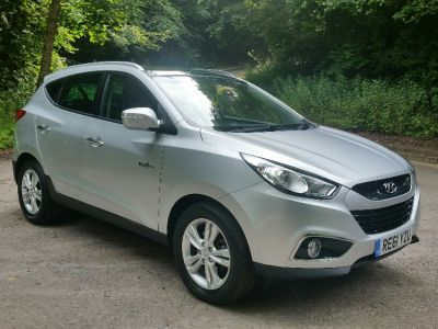 Used HYUNDAI IX35 in Newport, South Wales for sale