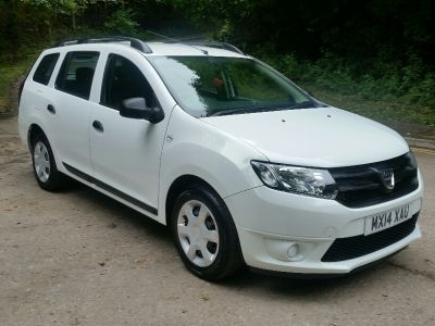 Used DACIA LOGAN MCV in Newport, South Wales for sale